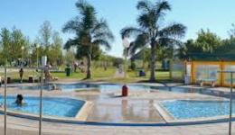 Camping Parque Termal de Villa Elisa