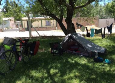Camping El Edén