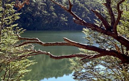 Camping Lago Escondido