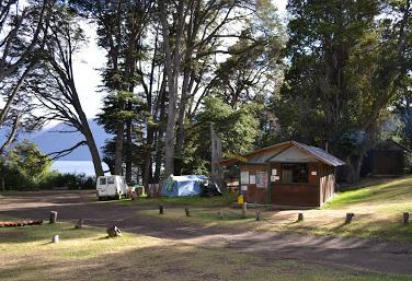 Camping Arroyo Cataratas
